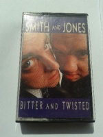 Bitter and Twisted written by Mel Smith and Griff Rhys Jones performed by Mel Smith and Griff Rhys Jones on Cassette (Abridged)
