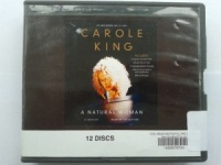 A Natural Woman - A Memoir written by Carole King performed by Carole King on CD (Unabridged)