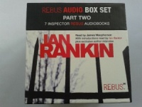 The Complete Rebus - Part Two written by Ian Rankin performed by James Macpherson on CD (Abridged)