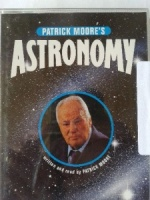 Patrick Moore's Astronomy written by Patrick Moore performed by Patrick Moore on Cassette (Abridged)