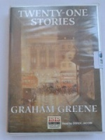 Twenty-One Stories written by Graham Greene performed by Derek Jacobi on Cassette (Unabridged)