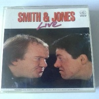 Smith and Jones Live written by Mel Smith and Griff Rhys Jones performed by Mel Smith and Griff Rhys Jones on Cassette (Unabridged)