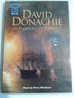 An Element of Chance written by David Donachie performed by Peter Wickham on MP3CD (Unabridged)