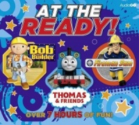 At The Ready! written by Various Childrens Authors performed by Various Famous Actors on CD (Abridged)
