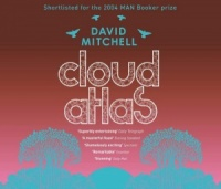 Cloud Atlas written by David Mitchell performed by Charles Collingwood, Garrick Hagon, Lorelei King and Tim Pigott-Smith on CD (Abridged)