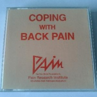 Coping with Back Pain written by Pain Research Institute performed by Anon on Cassette (Abridged)