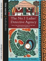 The No.1 Ladies Detective Agency written by Alexander McCall-Smith performed by Adjoa Andoh on Cassette (Abridged)