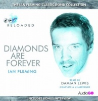 Diamonds are Forever written by Ian Fleming performed by Damian Lewis on CD (Unabridged)