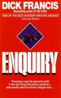 Enquiry written by Dick Francis performed by Geoffrey Howard on MP3 CD (Unabridged)