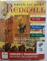 Redwall - The Collection written by Brian Jacques performed by Brian Jacques and Full Cast Drama on Cassette (Unabridged)