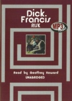 Risk written by Dick Francis performed by Geoffrey Howard on MP3 CD (Unabridged)