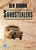 Sandstealers written by Ben Brown performed by Adam Sims on MP3 CD (Unabridged)