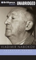 Selected Poems written by Vladimir Nabokov performed by Christopher Lane on CD (Abridged)