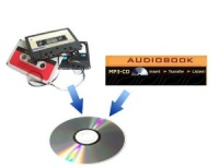 Flexible Audio Transfer - Audio Cassette/MP3 CD to Audio CD