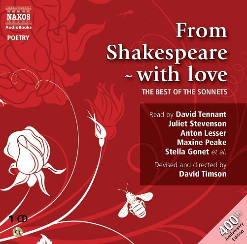 Shakespeare Poetry on Audio CD