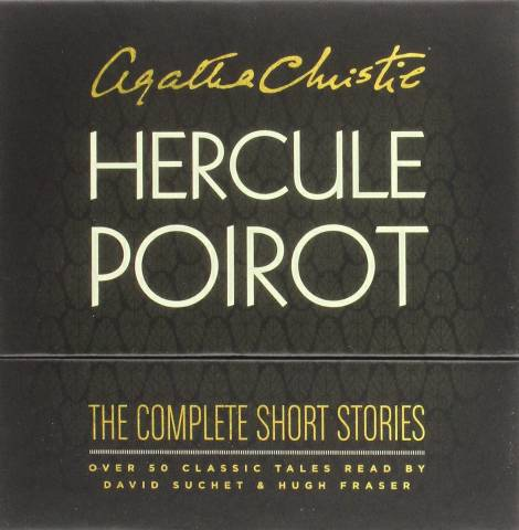 Agatha Christie's Hercule Poirot Complete Short Stories