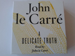 A Delicate Truth written by John le Carre performed by John le Carre on CD (Unabridged)