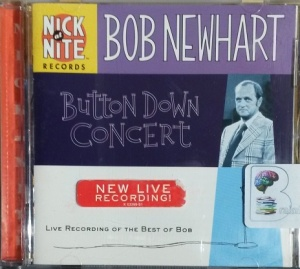 Button Down Concert written by Bob Newhart performed by Bob Newhart on CD (Abridged)