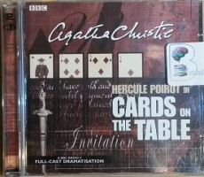 Cards on the Table written by Agatha Christie performed by Full Cast Drama on CD (Abridged)