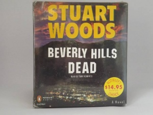Beverly Hills Dead written by Stuart Woods performed by Tony Roberts on CD (Unabridged)
