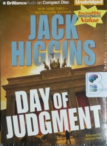 Day of Judgement written by Jack Higgins performed by Michael Page on CD (Unabridged)