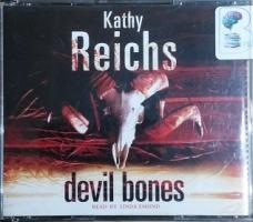 devil bones written by kathy reichs performed by linda emond on cd