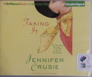 Faking It written by Jennifer Crusie performed by Aasne Vigesaa on CD (Unabridged)