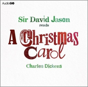A Christmas Carol written by Charles Dickens performed by David Jason on CD (Abridged)