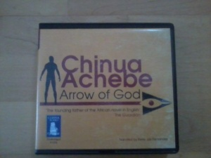 Arrow of God written by Chinua Achebe performed by Peter Jay Fernandez on CD (Unabridged)