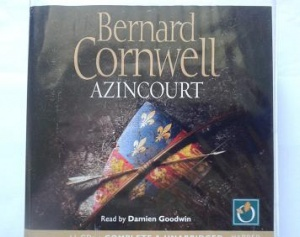 Azincourt written by Bernard Cornwell performed by Damien Goodwin on CD (Unabridged)