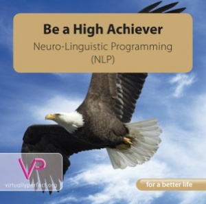 Be A High Achiever - NLP written by Stuart MacCormack performed by Stuart MacCormack on CD (Abridged)