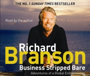 Business Stripped Bare written by Richard Branson performed by Richard Branson on CD (Abridged)