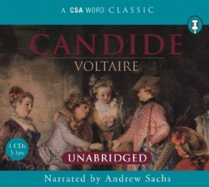 Candide written by Voltaire performed by Andrew Sachs on CD (Unabridged)