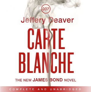 Carte Blanche written by Jeffery Deaver performed by Toby Stephens on CD (Unabridged)