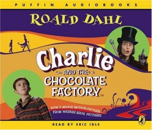 Charlie and the Chocolate Factory written by Roald Dahl performed by Eric Idle on CD (Unabridged)