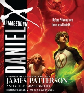 Daniel X Armageddon written by James Patterson performed by Milo Ventimiglia on CD (Unabridged)