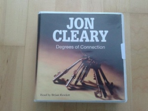 Degrees of Connection written by Jon Cleary performed by Brian Hewlett on CD (Unabridged)