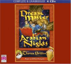 Dream Master - Arabian Nights written by Teresa Breslin performed by Clifford Norgate on CD (Unabridged)