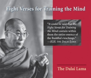 Eight Verses for Training the Mind written by Dalai Lama performed by Dalai Lama on CD (Unabridged)