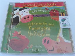 Cock-a-doodle-doo! - Farmyard Hullabaloo written by Giles Andreae performed by Hugh Laurie on CD (Abridged)
