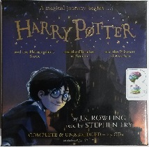 Harry Potter Collection - Books 1 to 3 written by J.K. Rowling performed by Stephen Fry on CD (Unabridged)