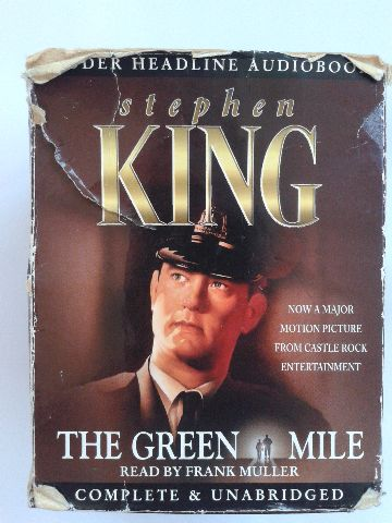 The Green Mile Written By Stephen King Performed By Frank Miller On