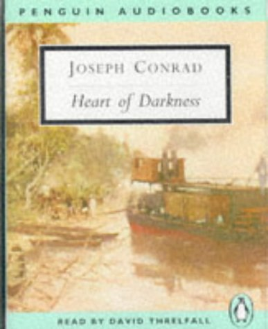 the writing style of joseph conrad in the heart of darkness