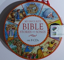 My Favourite Bible Stories and Songs written by Modern Bible Adaptation performed by The Cat's Payjamas Team on CD (Abridged)