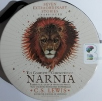 The Complete Chronicles of Narnia  written by C.S. Lewis performed by Kenneth Branagh, Michael York, Lynn Redgrave and Derek Jacobi and Patrick Stewart on CD (Unabridged)