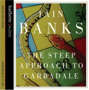 The Steep Approach to Garbadale written by Iain Banks performed by Peter Kenny on CD (Unabridged)