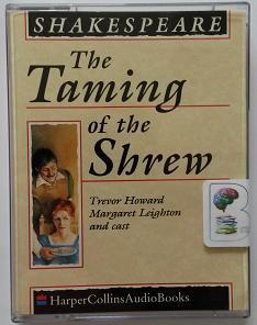 taming of the shrew written