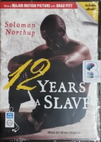 12 Years a Slave written by Solomon Northup performed by Sean Crisden on MP3 CD (Unabridged)