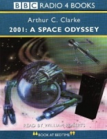 2001: A Space Odyssey written by Arthur C. Clarke performed by William Roberts on Cassette (Abridged)