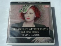 Breakfast at Tiffany's and other Stories written by Truman Capote performed by Peter Whitman on CD (Unabridged)